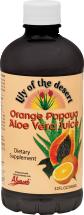 Flavored Aloe Vera Juice product image.