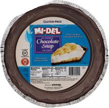 Midel PIE CRUST GF GRAHAM STYLE 7.1 OZ  product image.