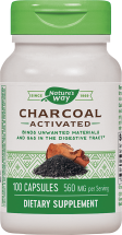 Activated Charcoal product image.