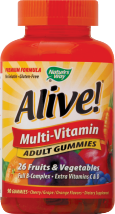 Alive!® Adult Gummy (Hfs) product image.