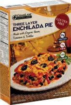 Cedarlane All Natural Gluten Free Enchilada Pie Three Layer 11 oz. product image.