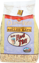 Bob's Red Mill Rolled Oats 32 oz. product image.