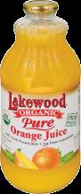 Lakewood Organic Juice Pure Orange 32 fl. oz. product image.