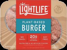 Plant Based Burgers product image.