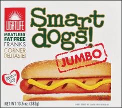 Soy Jumbo Dog product image.