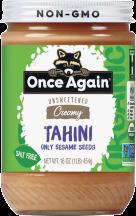 Organic Tahini product image.