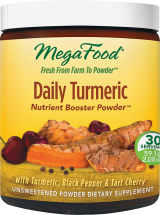 Daily Turmeric Nutrient Booster Powder product image.