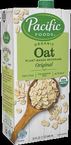 Organic Plant-Based Beverage  product image.