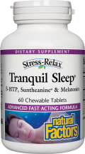 Stress-Relax® Tranquil Sleep® product image.