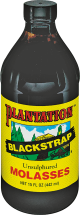 Plantation Blackstrap Molasses Unsulphured 15 fl. oz. product image.