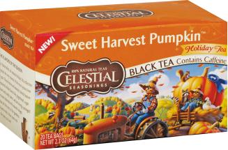 Celestial Seasonings Holiday Teas product image.
