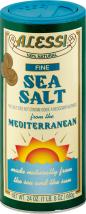 Alessi Sea Salt Fine 24 oz product image.