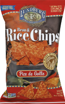 Lundberg Rice Chips - Wheat and Gluten Free Pico de Gallo 6 oz. product image.