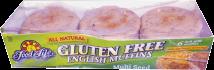 Gluten-Free English Muffins product image.