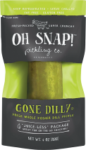 Oh Snap Fresh Kosher Dill Pickle 1 ea product image.