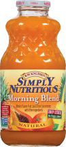 R.W. Knudsen Simply Nutritious Morning Blend 32 oz. product image.