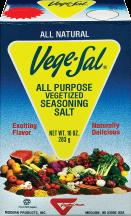 Modern Vege-Sal All Purpose All Natural Seasoning 10 oz. product image.