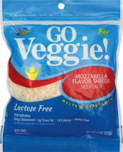 Galaxy Nutritional Foods Assorted Veggie Cheese 8 oz product image.