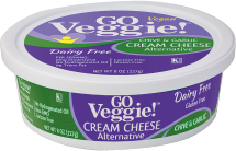 Dairy-Free Crème Cheese product image.