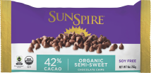 Organic Chocolate Chips product image.