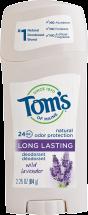 Wild Lavender Long Lasting Deodorant product image.