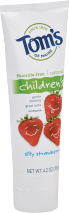 Children's Toothpaste product image.