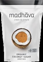 Madhava Organic Coconut Sugar 16 oz product image.