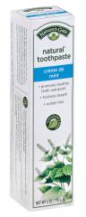 Nature's Gate® Crème De Mint Toothpaste 6 oz product image.