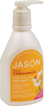 Jason Satin Shower Body Wash Chamomile 30 fl. oz. product image.