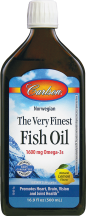 Lemon Fish Oil product image.