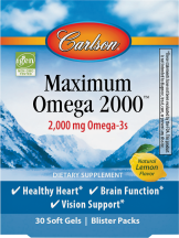 Maximum Omega 2000 Travel Packs product image.