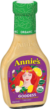 ANNIE'S® NATURALS Organic Dressing 236 mill product image.