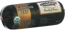 Organic Ground Beef Chubby product image.