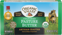 Cultured Pasture Butter product image.