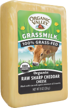 All Organic Valley Cheeses Everyday Low Prices product image.