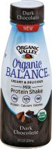 Organic Balance™ Milk Protein Shake product image.