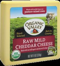 Organic Raw Mild product image.
