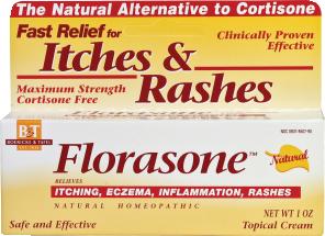 Florasone Eczema Cream product image.