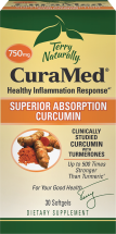CuraMed 750 mg product image.