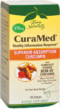 Cura Med Super Absorption 375mg  product image.