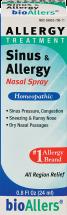 Allergy/Sinus Nasal Spray product image.