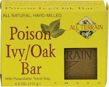 All Terrain Poison Ivy/Oak Bar 4 oz product image.
