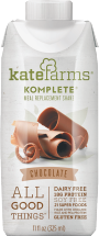 Kate Farms SHAKE RTD CHOCOLATE 11 FO  product image.