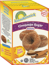 Kinnikinnick Gluten-free Donuts product image.