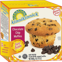 Gluten-Free Muffins product image.