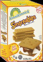 Kinnikinnick S'moreables Graham Style Crackers 8 oz. product image.
