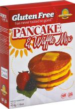 Kinnikinnick Pancake & Waffle Mix 16 OZ product image.