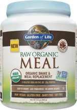 Raw Organic Meal product image.