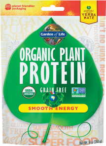 Organic Plant Protein product image.