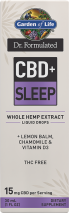 Dr. Formulated CBD Products product image.